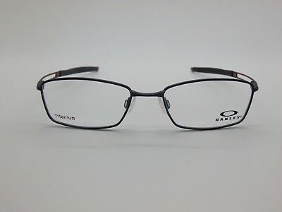 4c3686cb6d72 New Authentic OAKLEY COIN OX5071-0154 Satin Black Titanium 54mm Rx  Eyeglasses