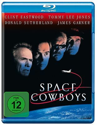 Space Cowboys - New & Sealed - Blu Ray - Clint Eastwood - Tommy Lee Jones