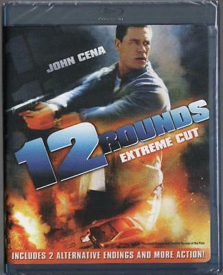 12 Rounds Extreme Cut Blu-Ray
