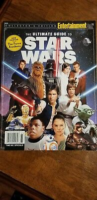 ENTERTAINMENT WEEKLY Collector's Edition - Ultimate Guide To STAR WARS