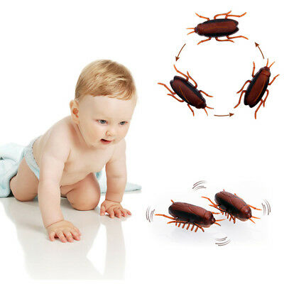 Funny Pet Toys Cat toy crazy fun Toy Electronic Cockroach bug interactive toy