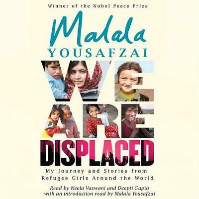 We Are Displaced: My Journey and Stories from Refugee Girls Around the World by
