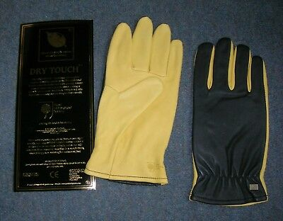 Gents Quality Leather Dry Wear Gardening Gloves
