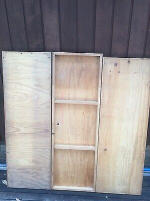 3x Diorama Boards - Suit Wall Layout