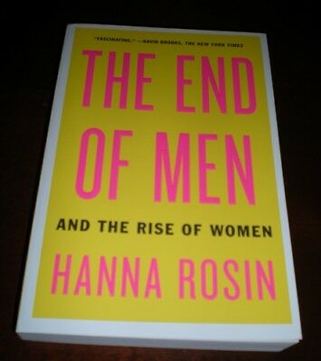 The End of Men: And the Rise of Women – Hanna Rosin