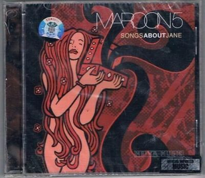 Maroon 5 - Songs About Jane Brand New Cd ( Chinese Import)