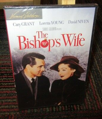 The Bishop's Wife Dvd Movie, Cary Grant, Loretta Young, David Niven, James G. Fs