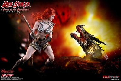 2ade434f9e80d PHICEN TBLEAGUE 1 6 PL2016-93 Red Sonja Scars of the She-Devil ...