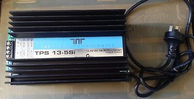 Tactical Technologies 13.5V DC 5 Amp intelligent power supply CCTV - TPS 13.5Si