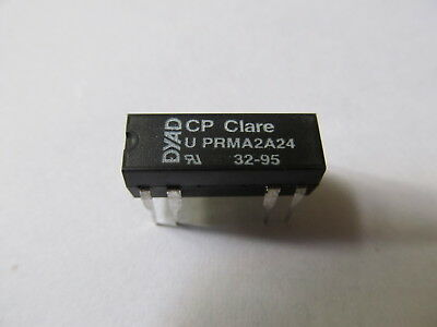 PRMA2A24 Reed Relays 24V 500Ohm 0.5A DPST-NO (2 Form A)  (CP CLARE)