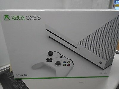 Xbox One S 1TB New Sealed