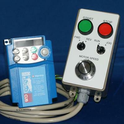 1hp/0.75kW IMO Jaguar CUB Inverter & Remote Control Station Package inc cable