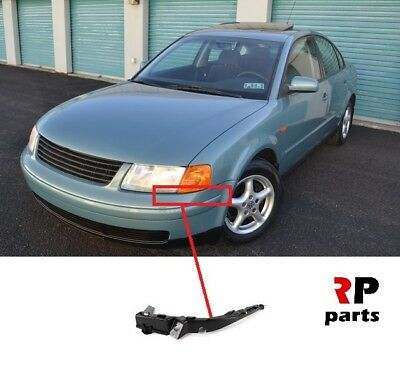 Front Bumper Bracket Left Side N//S Vw Passat B8 2015 Onward High Quality New