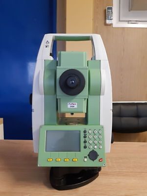 "Leica Total Station TS02 Power 7"" R400 Excellent Condition"