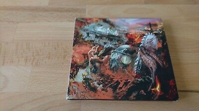In War And Pieces - SODOM - Digipack Musik CD Album - near mint