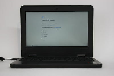 Cheap Lenovo Laptop Chromebook 11e Celeron N3160 4GB RAM Chrome OS FAST DELIVERY
