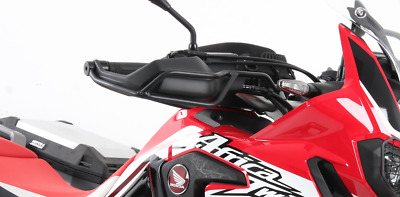 Honda CRF 1000 Africa Twin from 2016 Handguard set Black BY HEPCO AND BECKER