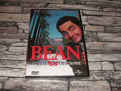 Mr BEAN LE FILM LE PLUS CATASTROPHE / Rowan Atkinson / DVD NEUF