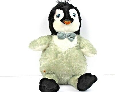 1283e8a85a2 Build A Bear Workshop Plush Penguin Mumble from Happy Feet Two 18