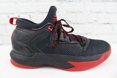 new style 34ced 186a5 Adidas D Lillard 2.0 F37124 Mens Basketball Shoes Size 10