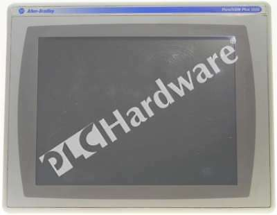 Allen Bradley 2711P-T15C4D2 /A PanelView Plus 1500 Touch/Enet/RS232 Scratches