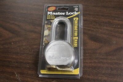 "Master Lock - 930DLHPF - 2 1/2"" Industrial Contractor Grade - Solid Steel"