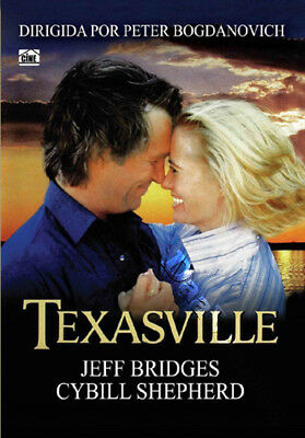 Texasville NEW PAL Cult DVD Peter Bogdanovich Harvey Christiansen