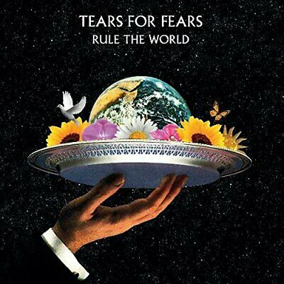 TEARS FOR FEARS ~ RULE THE WORLD (GREATEST HITS) ~ 2 x VINYL LP ~ NEW SEALED