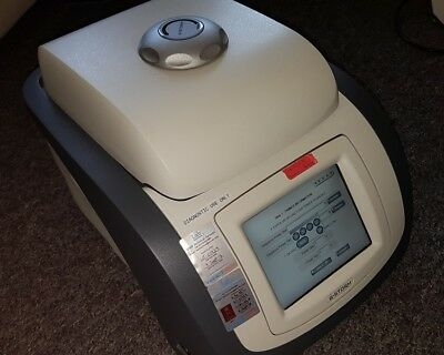 G-Storm GS1 PCR machine Gradient Thermal Cycler stylus touch screen tested mint