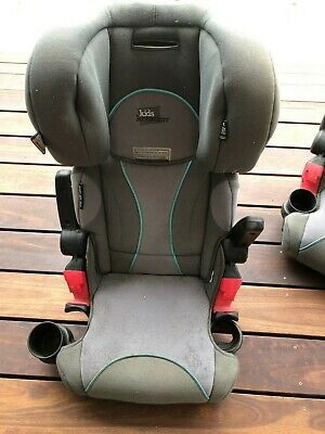 Kids Kreation Car Seats Booster x 2 Used Fair Condition Pickup Mt Martha VIC
