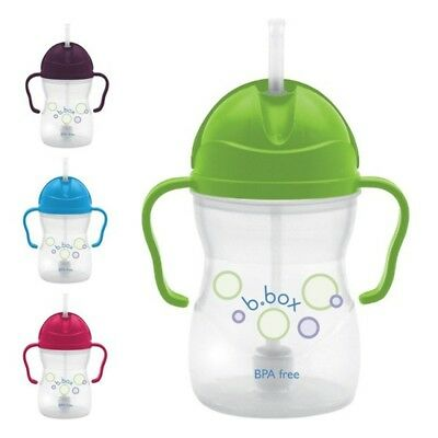 New b.box The Essential Sippy Cup Apple or Raspberry Free Express Shipping