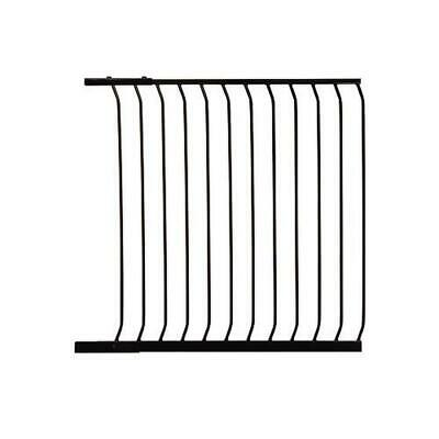 Dreambaby 1m High Gate Extension (Black) - 100cm Dreambaby Free Shipping!