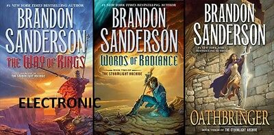 B.Sanderson(13 books [list in description])[EPUB][PDF][KINDLE][ENGLISH]