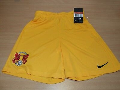 Nike Park Boys Leyton Orient Football Shorts Training Dri Fit Junior (12-13 yrs)