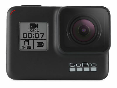 *FREE POST* NEW GoPro HERO 7 BLACK 4k Action sports Video Camera Waterproof