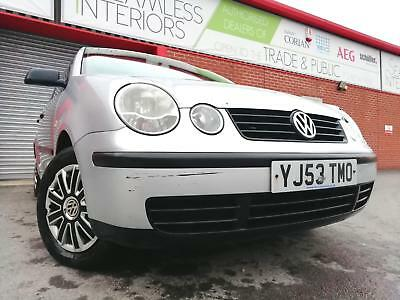 Volkswagen Polo 1.2 Se 2003-53 / Timing Chain Replaced / 12 Month Mot / Bargain