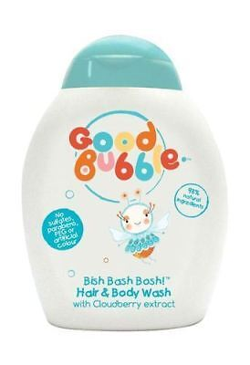 Good Bubble Cloudberry Extract Hair & Body Wash 250ml x 12 Pack