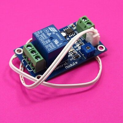 Photoresistor DC Module Relay Light Control Switch Detection Sensor