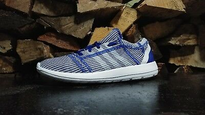 buy online 0c284 7bfe7 Mens Adidas Element Refine Tricot Running Shoes Sz 7 Eur 40 Used M21396  Blemish