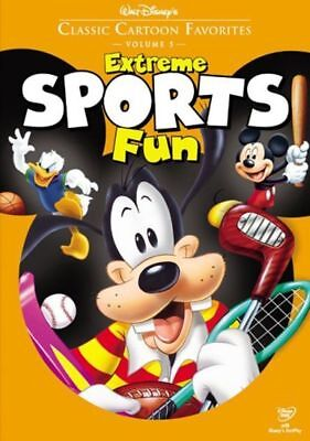 Extreme Sports Fun: Volume 5 - Walt Disneys Classic Cartoon Favorites (DVD 2005)