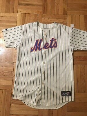 7ad142555 NEW YORK METS NWT  5 David Wright True Fan Youth Size Large Jersey ...