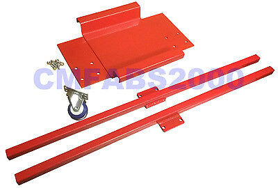 Extension set for our 1500lb / 681kg Motorcycle Mover Wheel Skate Dolly