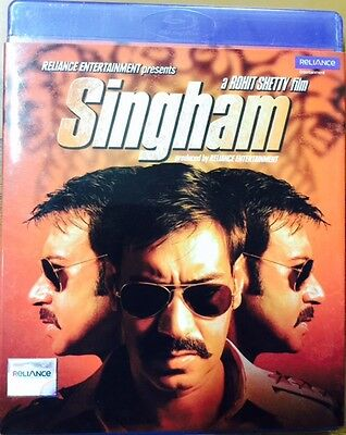 Singham - 2011Official Bollywood Movie Bluray ALL/0 W Subtitles Ajay Devgn