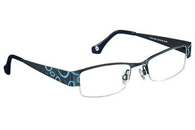 06d78b91bb5 FYSH UK Collection 3351 Eyeglasses Blue Metal Glasses Women s Frames  191