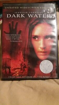 Dark Water (DVD, 2005, Unrated - Widescreen)