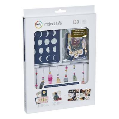 NEW Project Life Bohemian Value Kit By Spotlight