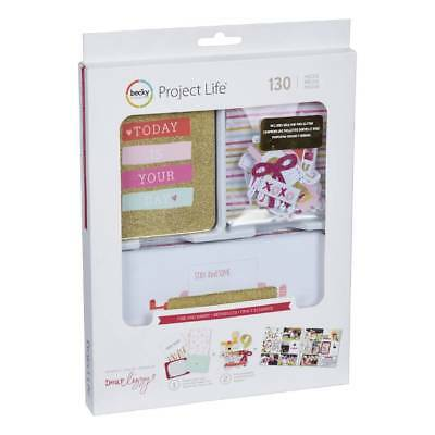 NEW Project Life Fine And Dandy Value Kit By Spotlight