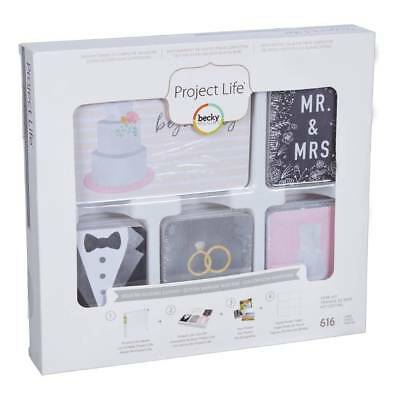 NEW Project Life Modern Wedding Core Kit By Spotlight