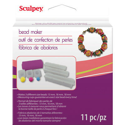 NEW Sculpey Bead Making Kit By Spotlight