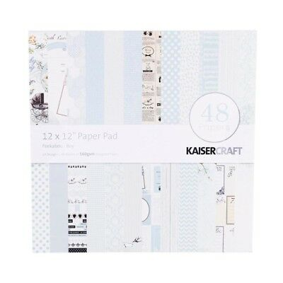 NEW Kaisercraft Peekaboo Boy Paper Pad By Spotlight